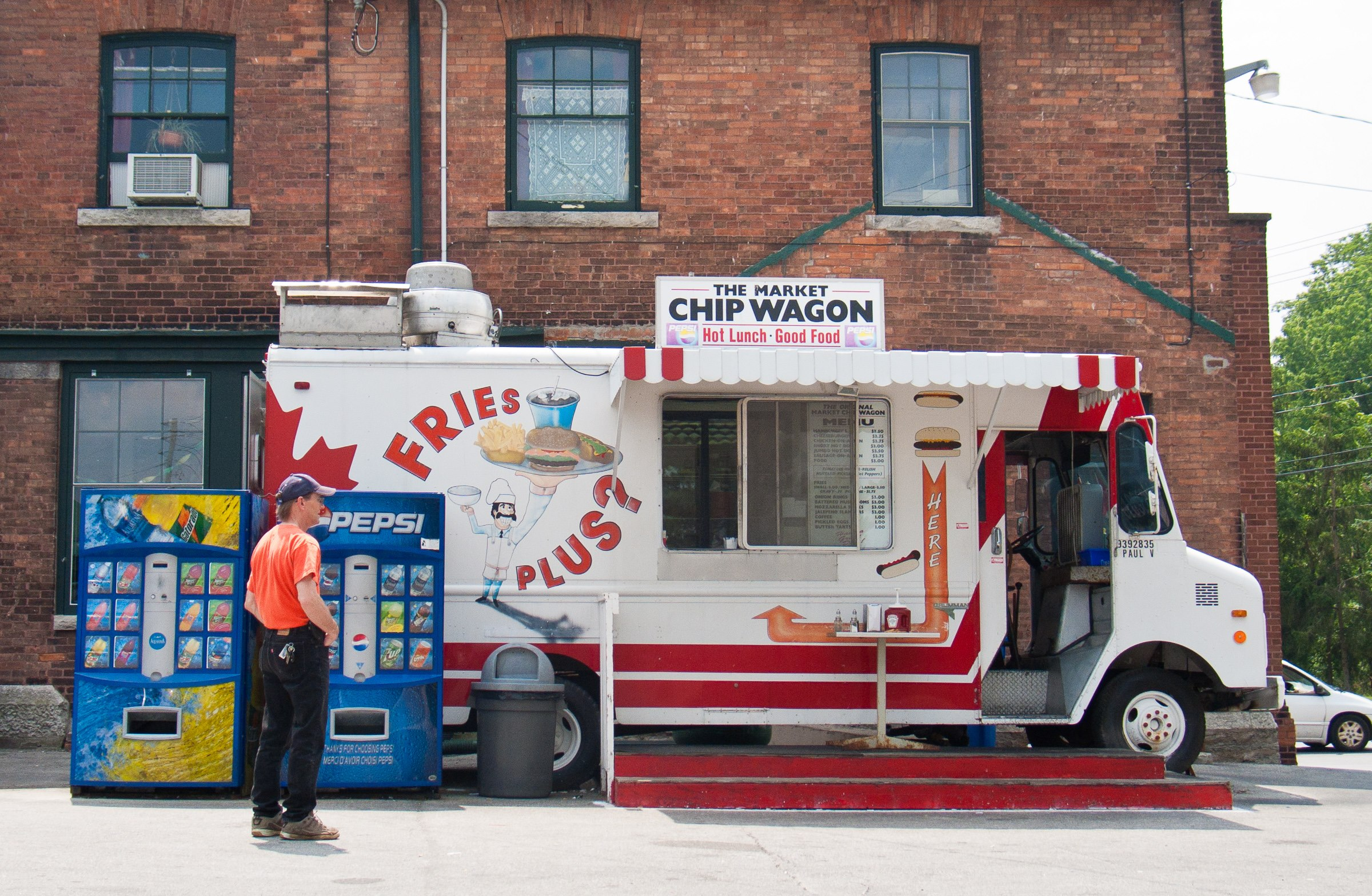 An Ode to the Market Chip Wagon | Rrampt